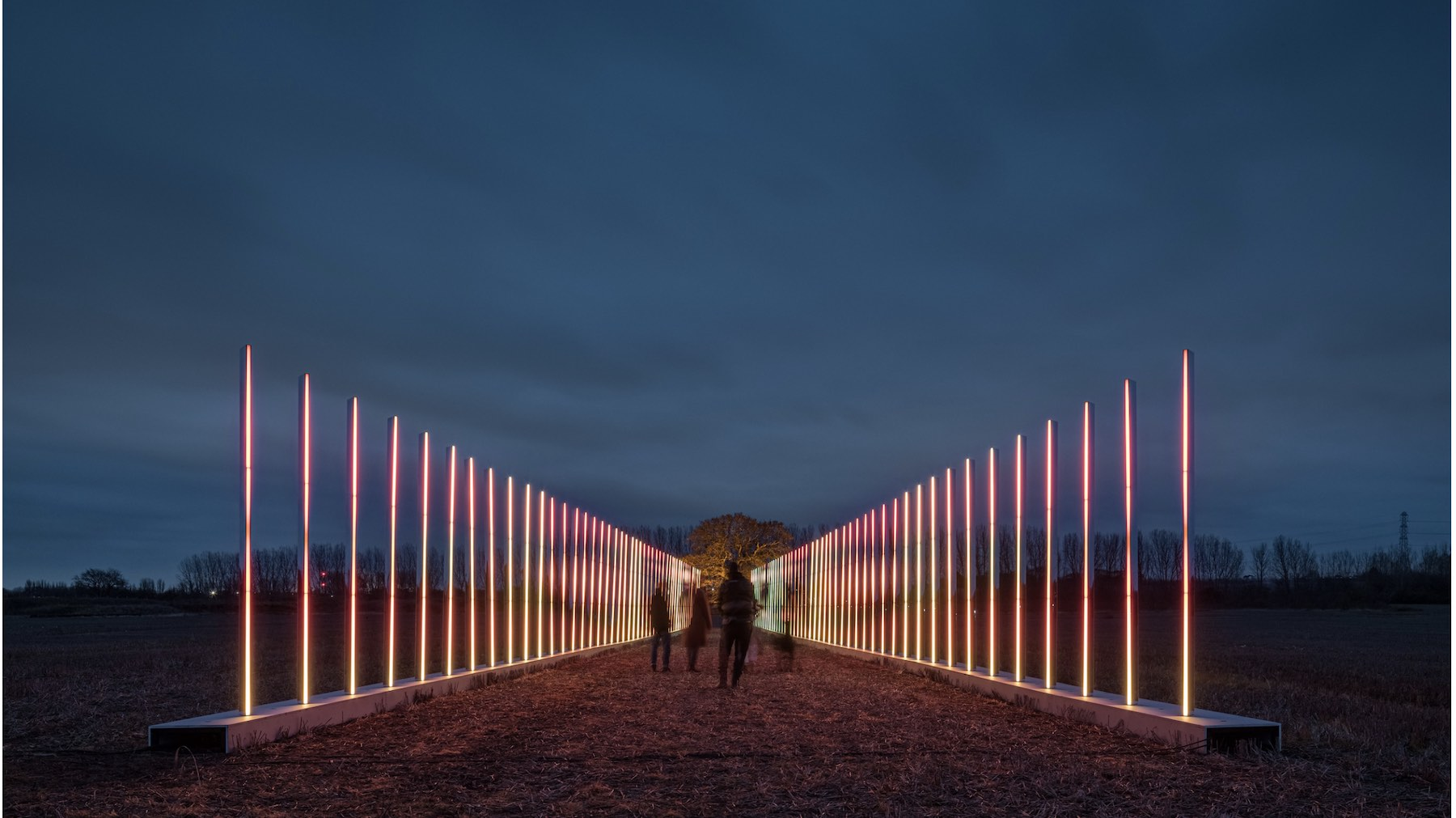 FUTURES-light-installation-Lucid-Creates-walkway-jump